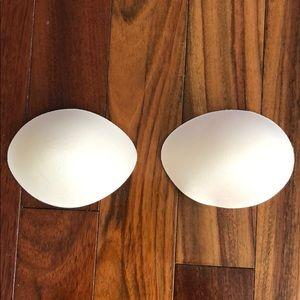 Lululemon Removable Bra Pads Padding Cups NEW!